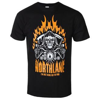 Moška majica Northlane - Along For The Ride - Črna, KINGS ROAD, Northlane