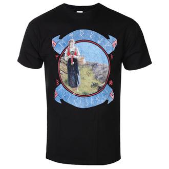 Moška majica Myrkur - Folksange Meadows - Črna - KINGS ROAD, KINGS ROAD, Myrkur