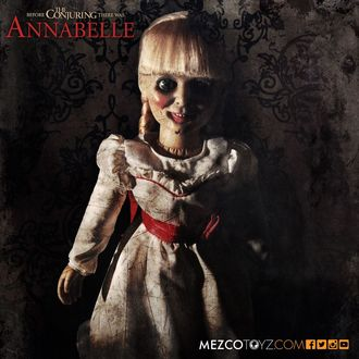 Lutka Annabelle - The Conjuring Scaled Prop Replica, NNM