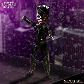 Figurina BATMAN - Living Dead Dolls - Catwoman, LIVING DEAD DOLLS