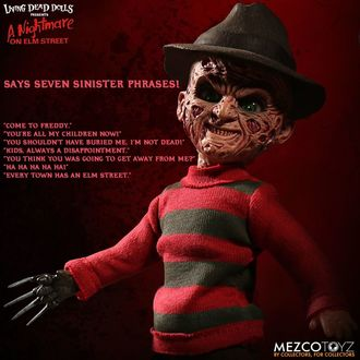 Figurica A Nightmare on Elm Street - Talking Freddy Krueger, NNM