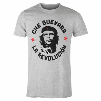 Moška majica Che Guevara - Circle Logo - SIVA - ROCK OFF, ROCK OFF, Che Guevara