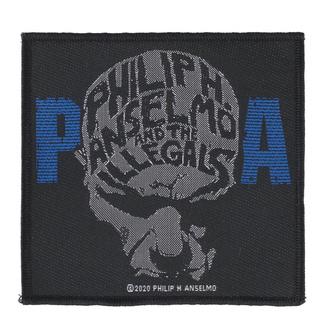 Našitek Philip H. Anselmo & The Illegals - Face - RAZAMATAZ, RAZAMATAZ, Philip H. Anselmo & The Illegals