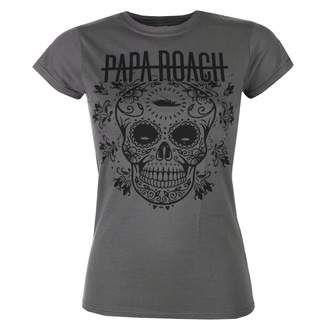 Ženska metal majica Papa Roach - Dia De La Roach - KINGS ROAD, KINGS ROAD, Papa Roach