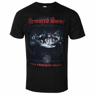 Moška majica Armored Saint - Win Hands Down - Črna - INDIEMERCH, INDIEMERCH, Armored Saint