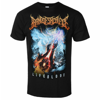 Moška majica Brand of Sacrifice - Lifeblood - Črna - INDIEMERCH - INM062