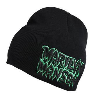 Beanie Marilyn Manson - Logo - ROCK OFF, ROCK OFF, Marilyn Manson
