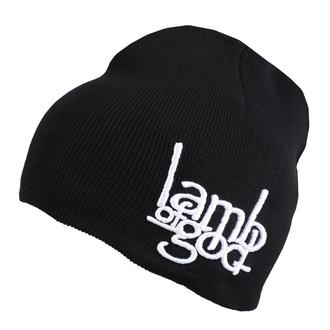 Beanie Lamb Of God - Logo - ROCK OFF, ROCK OFF, Lamb of God