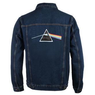 Moška jakna Pink Floyd - DSOTM Prism - DENIM - ROCK OFF, ROCK OFF, Pink Floyd