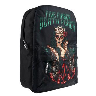 Nahrbtnik FIVE FINGER DEATH PUNCH - GREEN, NNM, Five Finger Death Punch