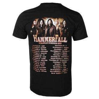 Moška majica Hammerfall - Dominion World - ART WORX, ART WORX, Hammerfall