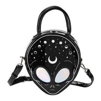 Ročna torbica KILLSTAR - ET. - BLACK, KILLSTAR