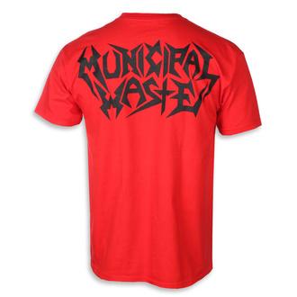 Moška metal majica Municipal Waste - Skelbot - ART WORX, ART WORX, Municipal Waste