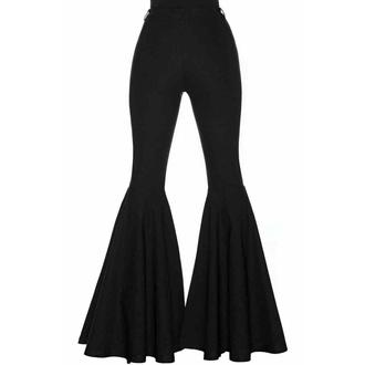 Ženske hlače KILLSTAR - Eternal Flares - Črna, KILLSTAR