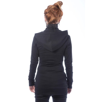 ženska majica VIXXSIN - ETHEL - ČRNA, CHEMICAL BLACK