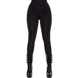 Ženske hlače (legice) KILLSTAR - Ether - Črna, KILLSTAR