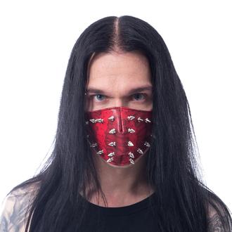 Maska POIZEN INDUSTRIES - ETZEL - RDEČA, POIZEN INDUSTRIES
