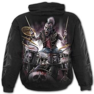 Moški pulover s kapuco - ZOMBIE - SPIRAL, SPIRAL