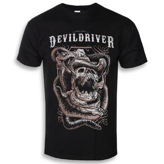 Moška metal majica Devildriver - Cowboy2 - NAPALM RECORDS, NAPALM RECORDS, Devildriver