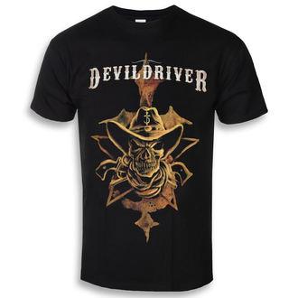 Moška metal majica Devildriver - Cowboy - NAPALM RECORDS, NAPALM RECORDS, Devildriver