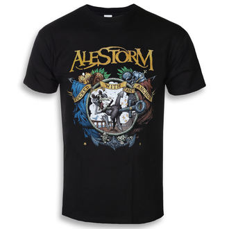 Moška metal majica Alestorm - Fucked With An Anchor - NAPALM RECORDS, NAPALM RECORDS, Alestorm