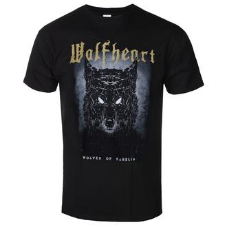Moška majica WOLFHEART - Wolves of Karelia - NAPALM RECORDS, NAPALM RECORDS, Wolfheart