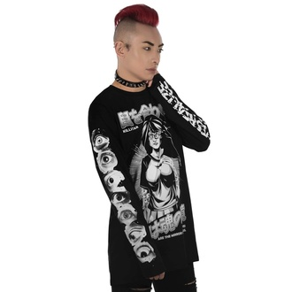 Unisex majica z dolgimi rokavi KILLSTAR - Eye Contact Long Sleeve Top, KILLSTAR