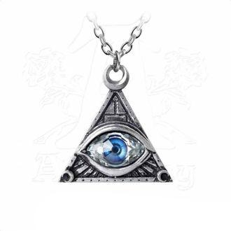 Ogrlica z obeskom ALCHEMY GOTHIC - Eye Of Providence, ALCHEMY GOTHIC