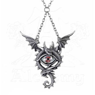 Ogrlica z obeskom ALCHEMY GOTHIC - Eye Of The Dragon, ALCHEMY GOTHIC