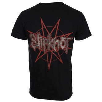 moška metal majica Slipknot - Grey Chapter - ROCK OFF, ROCK OFF, Slipknot