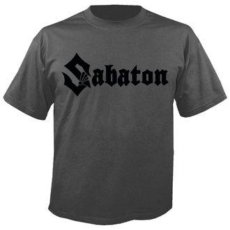 Moška metal majica Sabaton - Logo SIVA - NUCLEAR BLAST, NUCLEAR BLAST, Sabaton