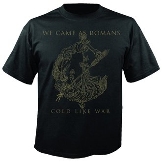 Moška metal majica We Came As Romans - Cold like war - NUCLEAR BLAST, NUCLEAR BLAST, We Came As Romans