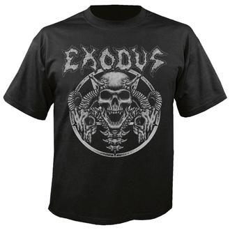 Moška metal majica Exodus - Horns Skull - NUCLEAR BLAST - 24682