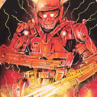 Moška metal majica Revocation - Robot - INDIEMERCH, INDIEMERCH, Revocation
