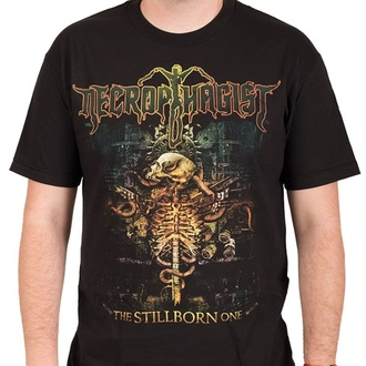 Moška metal majica Necrophagist - The Stillborn One - INDIEMERCH - 32940