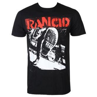 Moška Metal Majica Rancid - BOOT - PLASTIC HEAD, PLASTIC HEAD, Rancid