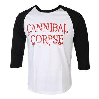 Moška Metal Majica Cannibal Corpse - DRIPPING LOGO - PLASTIC HEAD, PLASTIC HEAD, Cannibal Corpse