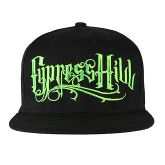Kapa Cypress Hill - Pot Leaf Black, NNM, Cypress Hill