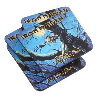 Podstavki IRON MAIDEN, Iron Maiden