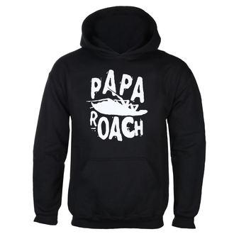 Moška jopa s kapuco Papa Roach - Classic Logo - KINGS ROAD, KINGS ROAD, Papa Roach