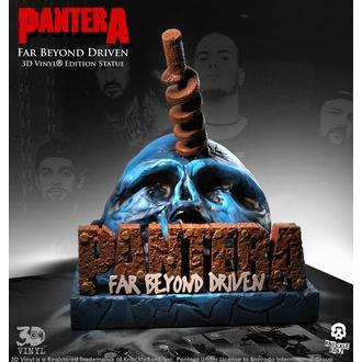 dekoracija Pantera - 3D Vinil Statue Far Beyond Driven - KNUCKLEBONZ, KNUCKLEBONZ, Pantera
