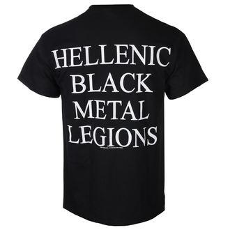 Moška Metal majica Rotting Christ - HELLENIC BLACK METAL LEGIONS - RAZAMATAZ, RAZAMATAZ, Rotting Christ