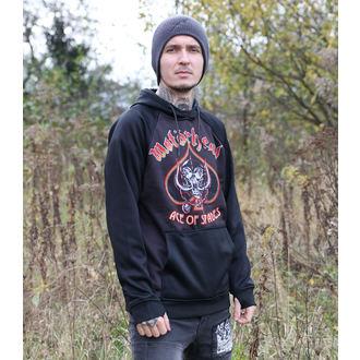 Moška jopa s kapuco Motörhead - Črna - NNM, 686, Motörhead