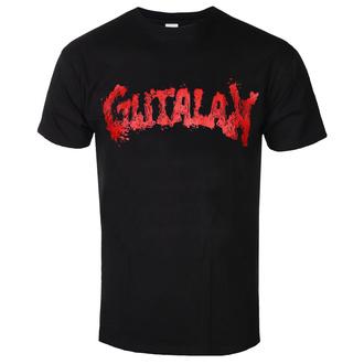 Moška majica GUTALAX - Rdeč Logo - ROTTEN ROLL REX, ROTTEN ROLL REX, Gutalax