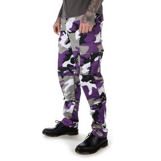 hlače moški ZDA BDU - ARMY - LILA CAMO, MMB