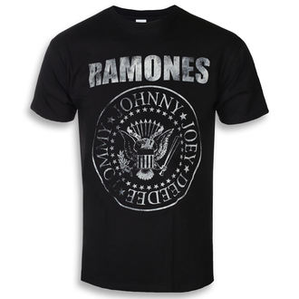 Moška metal majica Ramones - Seal Hey Ho - ROCK OFF, ROCK OFF, Ramones