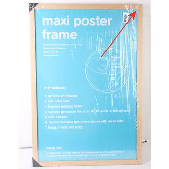 okvir do plakat (61x91,5 cm) - Beech - GB Posters - ZAŠČITA, GB posters