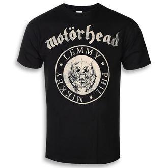 Moška metal majica Motörhead - Undercover Seal Newsprint - ROCK OFF, ROCK OFF, Motörhead