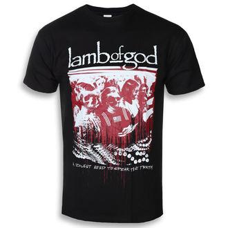 Moška majica Lamb Of God - Enough Is Enough - ROCK OFF, ROCK OFF, Lamb of God