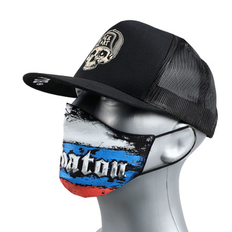 Obrazna maska SABATON - SLOVAKIA, CARTON, Sabaton